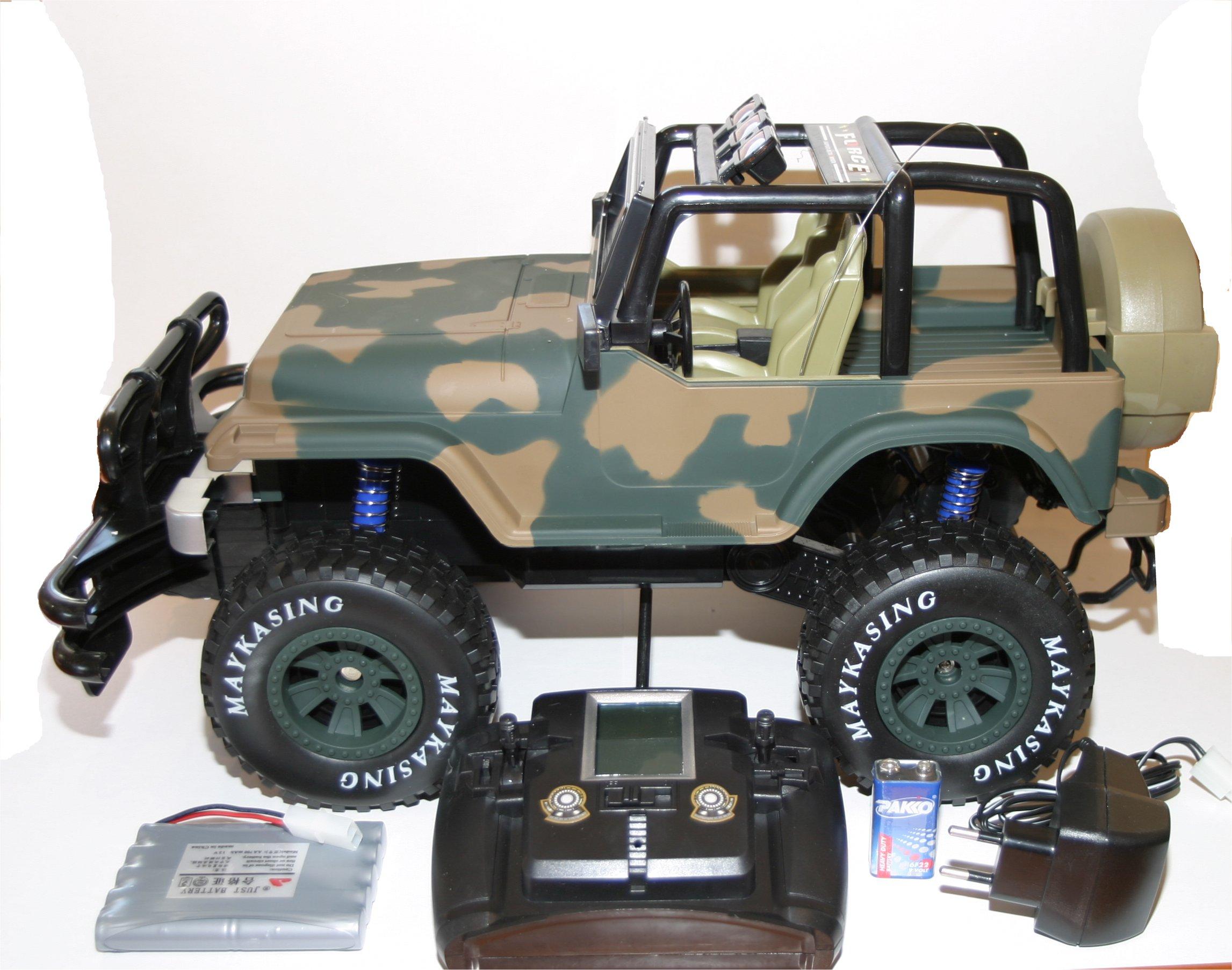 Militär jeep